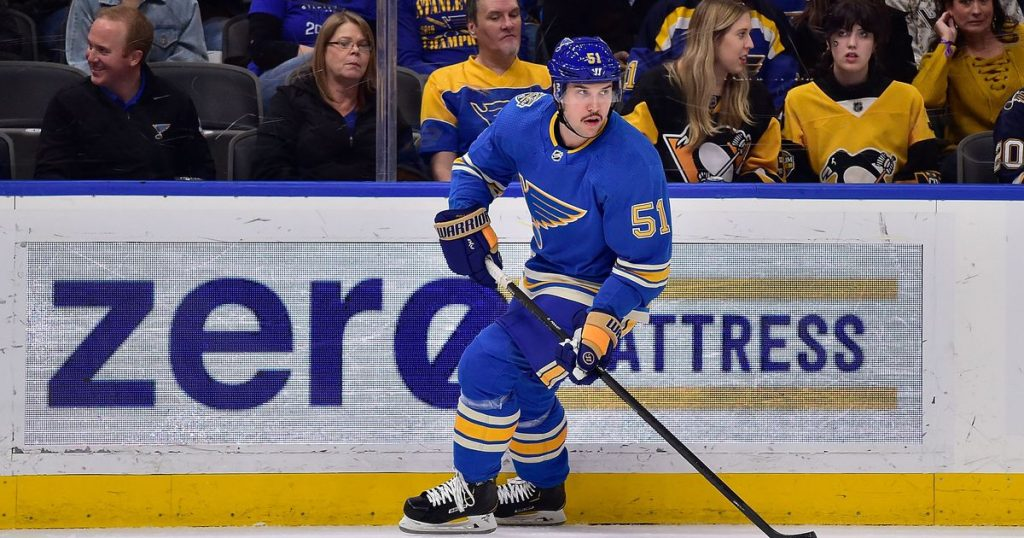 NHL Blues assign Derrick Pouliot to Rampage