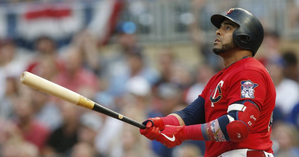 Basketball Twins' Nelson Cruz named to All-MLB first team