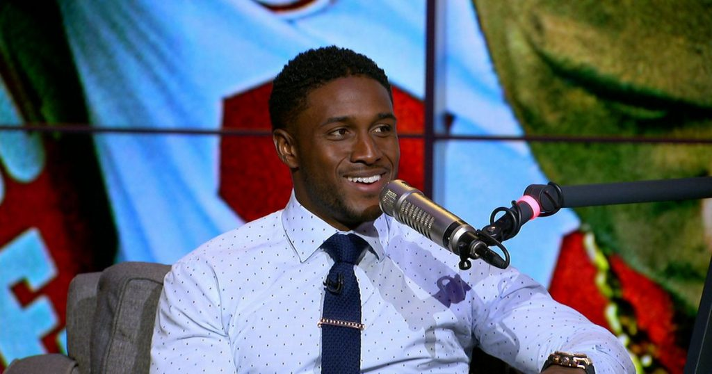 College football Reggie Bush discusses who he wants to see in the College Football Playoff top 4