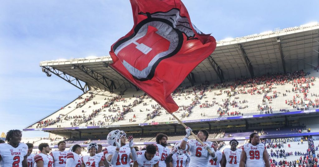 College football Utah has chance to solidify hold on Pac-12 South facing UCLA