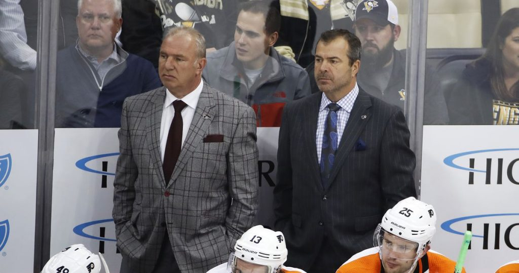 NHL Help not available: NHL staffs brimming with ex-head coaches