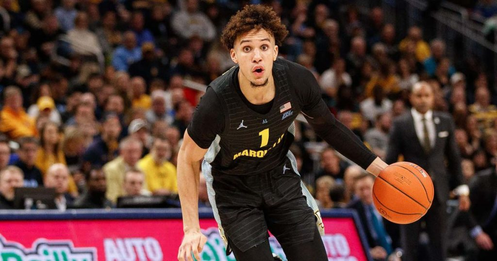Brendan Bailey leaves Marquette to pursue professional basketball career