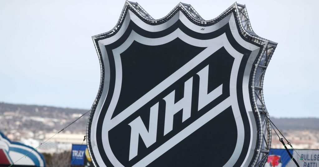 NHL NHL finalizes playoff format as Penguins reveal positive test