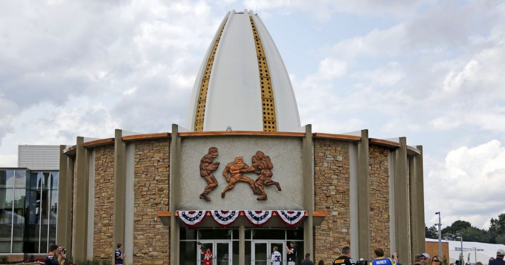College football Pro Football Hall of Fame to reopen on Wednesday