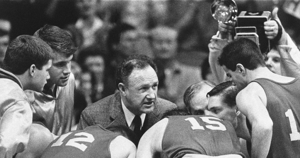 The flipside of 'Hoosiers'