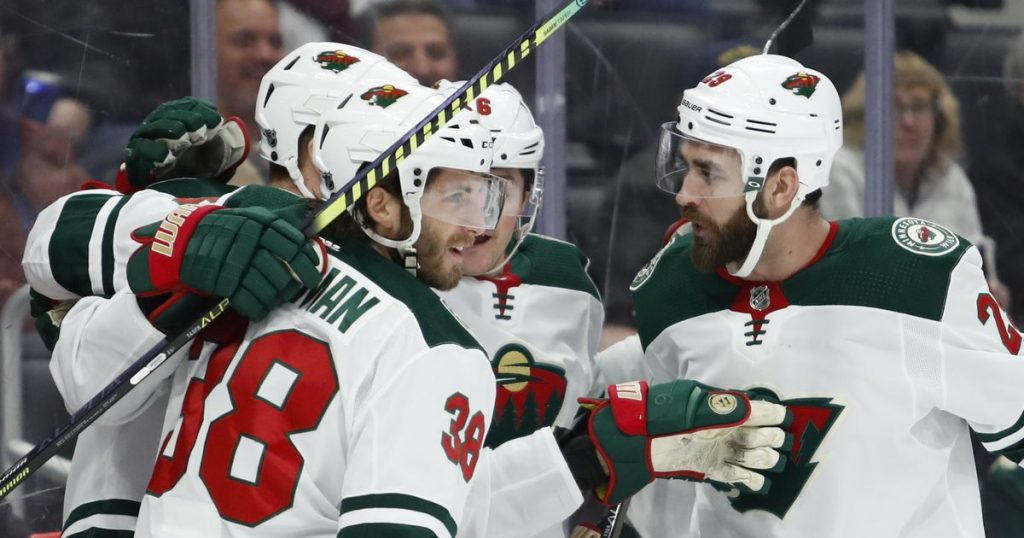 NHL Wild training camp set to open July 10 pending safety protocols agreement