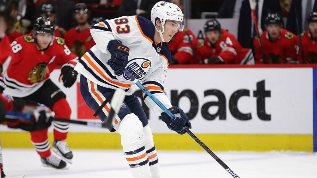 Oilers focus on Cup Qualifier, not possible No. 1 pick from Draft Lottery