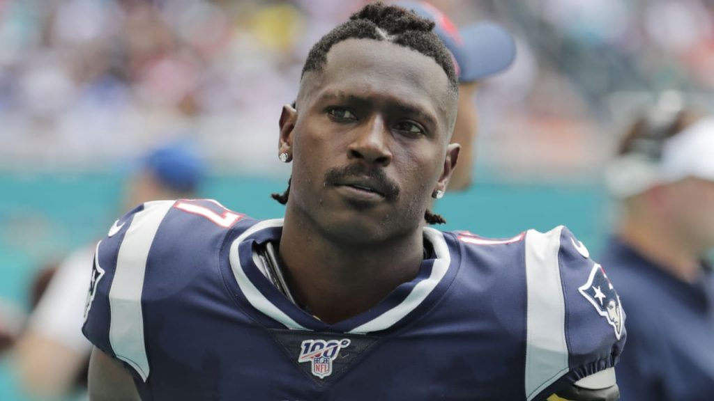 Antonio Brown tweets that he is done playing football