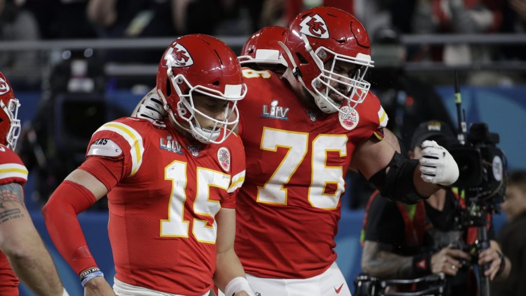 Patrick Mahomes supports Duvernay-Tardif's opt-out decision