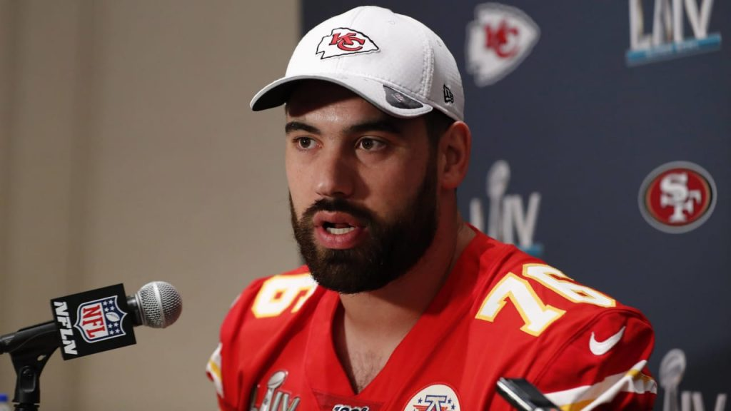 Chiefs guard Laurent Duvernay-Tardif opts out of 2020 season
