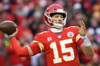 Football Mahomes weighs risks but feels safe in return to Chiefs' facility