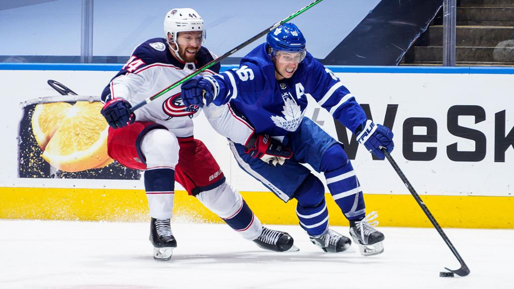 3 Keys: Blue Jackets vs. Maple Leafs, Game 5 of Cup Qualifiers